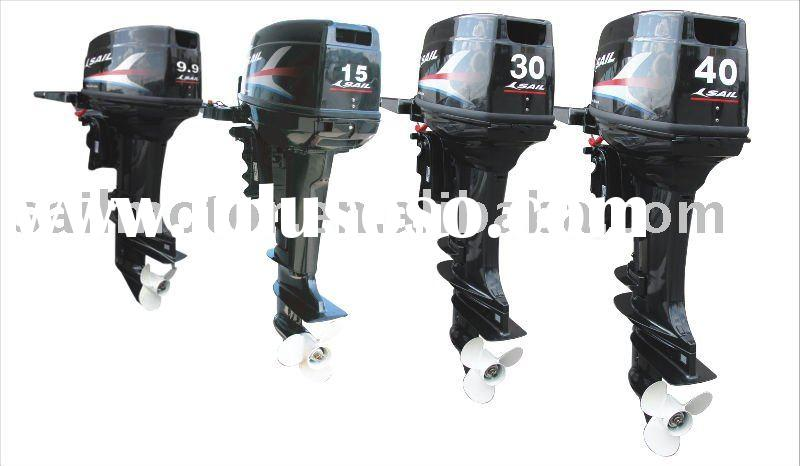 2-stroke 9.9HP - 40HP Outboard engine - SAIL manufacturer