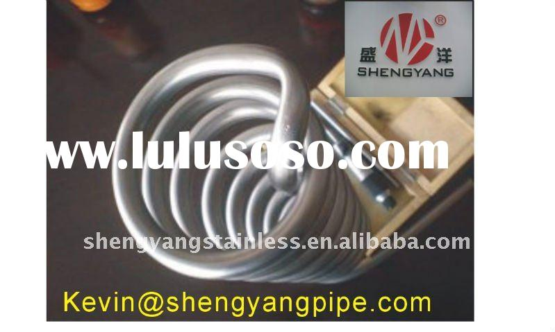304 stainless steel coil tube for heat exchanger