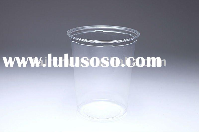 32oz Disposable Round Plastic Container