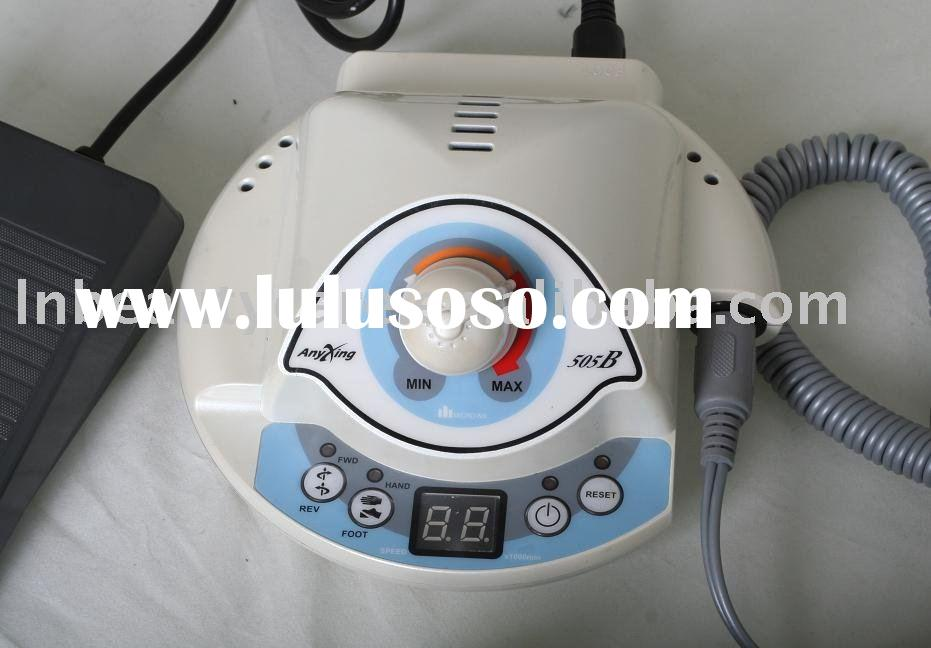 35000rpm Professional Nail Drill pedicure machine & Electric Filing System for use anywhere in t