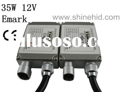 35w HID Ballast /xenon hid kit for philips 6000k H1,H3,H4,H7,H8.H9,H10,H11,H13,9004, 9005, 9006,9007