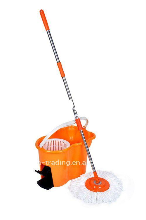 360 spin mop with bucket as seen on TV