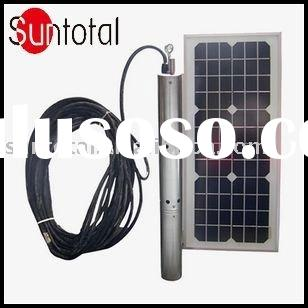 36W DC Irrigation Solar Water Pump Submersible