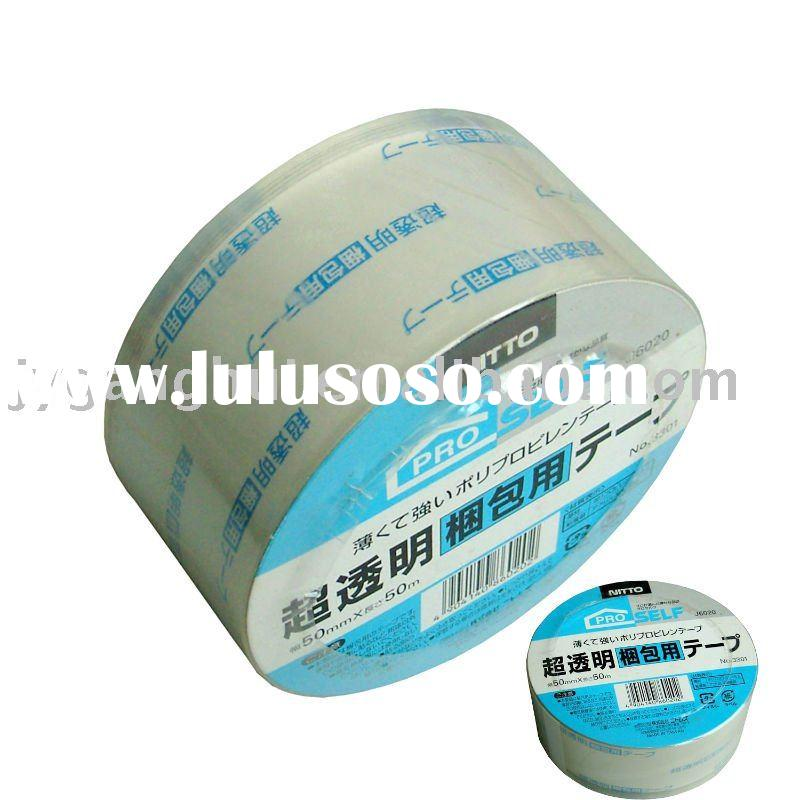 """36rolls 2"""" x 55yds Crystal Clear BOPP Packing Tape(PASSED SGS TEST)"""