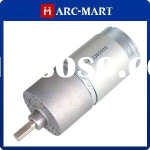 37mm 12V DC 2 RPM High Torque Micro Electric Geared Box Motor (OT375)