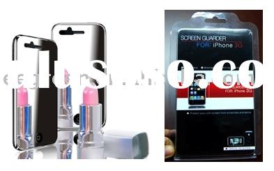 3G Mirror Screen protector for iPhone (Made of Japan material)