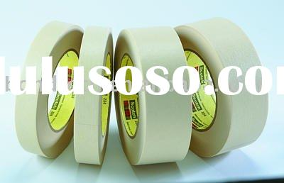 3M High Temperature Paint Masking Tape/Crepe paper masking tape