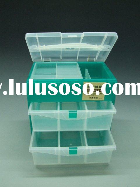 3-layer drawer, plastic drawer, drawer, storage drawer, mini storage cabinet, home storage drawer, l