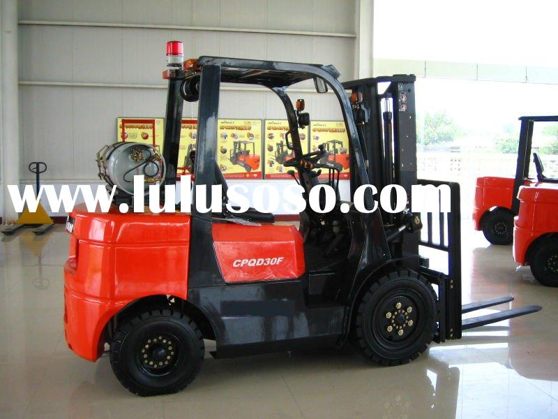 3 ton forklift truck CE arroved for Chinese New Year promotion!