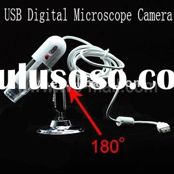 400X 2.0 MP USB Digital Microscope endoscope Magnifier Camera for PC Laptop Notebook MAC