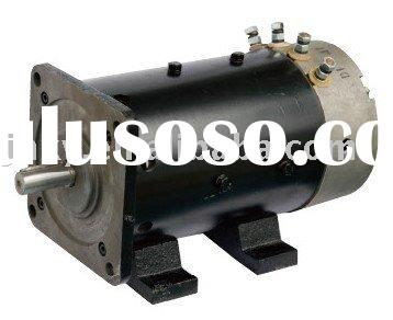 48V4KW DC Electric Motor for Electric Car