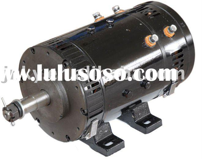 48V DC motor for battery electric forklift truck