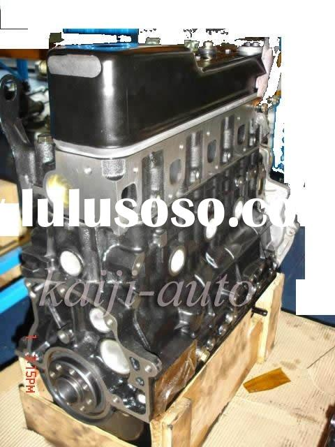 4JB1 Long Block Auto Engine