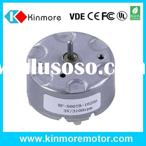 4.5V DC Small Electric Motors for Sprayer and toys