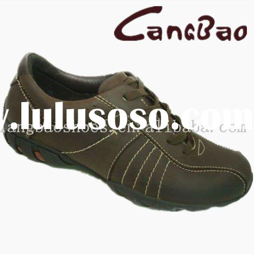 521-2 cow leather Men's fashion hand make casual Shoes