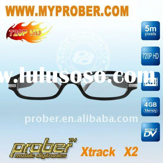5MP HD hidden Camera Glasses with 720P