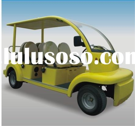 6 seaters electric passenger car,electric vehicle,electric car,6 seats EG6062K,48V/4KW Series
