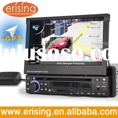 "7"" Auto dvd Player GPS TV Radio USB Touchscreen BT DVD CD"