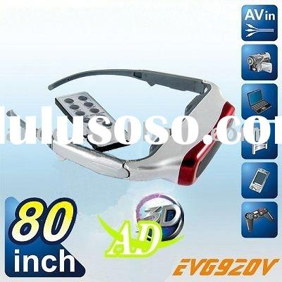 80 Inch 3D Video Glasses (EVG920V)