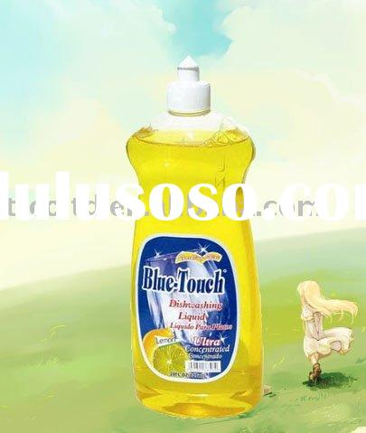827ML Dish washing detergent (MSDS ISO)