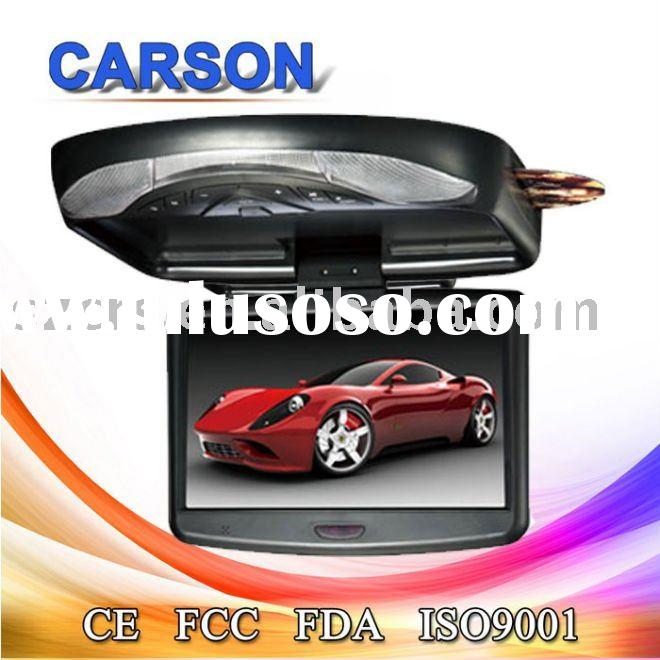 9910(car dvd player with touch screen roof-mounting DVD serials)