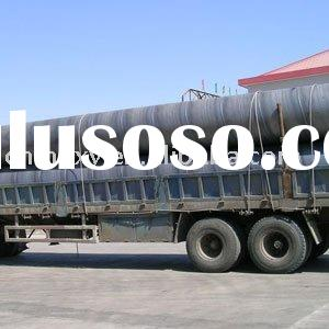 ASTM A572 structural steel pipe