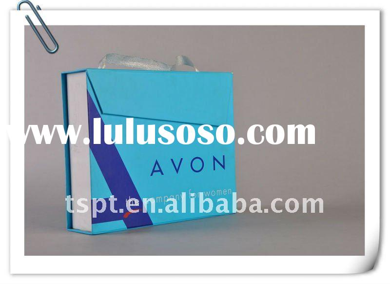 AVON cosmetic packaging box