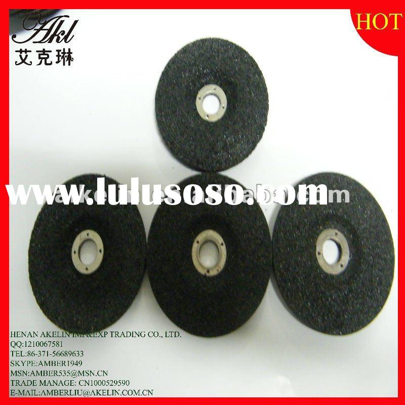 Abrasive depressed center norton abrasive grinding wheel for grinding metal/stainelss steel/non-meta