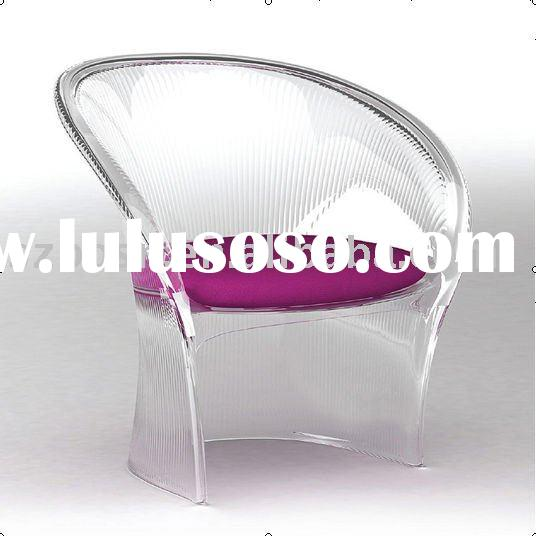 Acrylic Chair,Lucite Ghost Chair,Plexiglass Furniture
