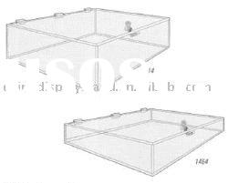 Acrylic Flat Display Case(Cabinet,showcase,countertop display)