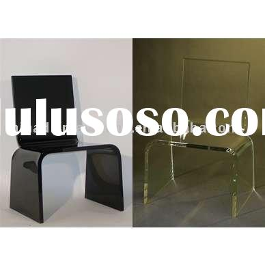 Acrylic chairs / plexiglass chair / acrylic living room furniture