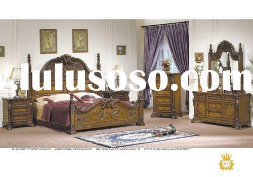 Antique bedroom set,antique bedroom furniture set,queen bedroom set