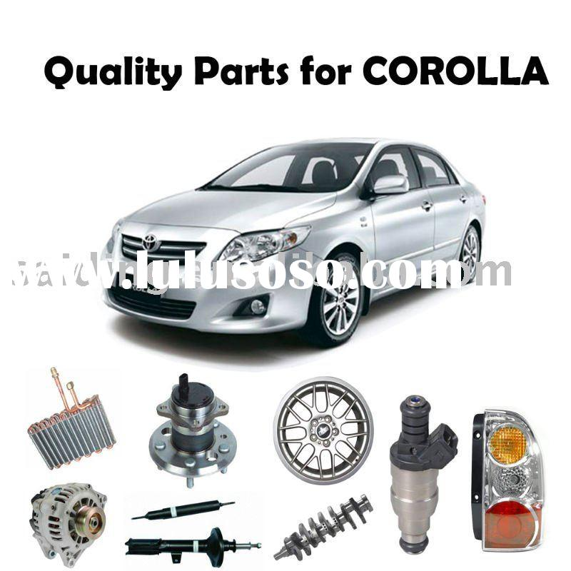 Auto parts for Toyota Corolla