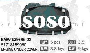 Auto parts under engine cover for BMW E39 96-02' OEM NO:51718159980