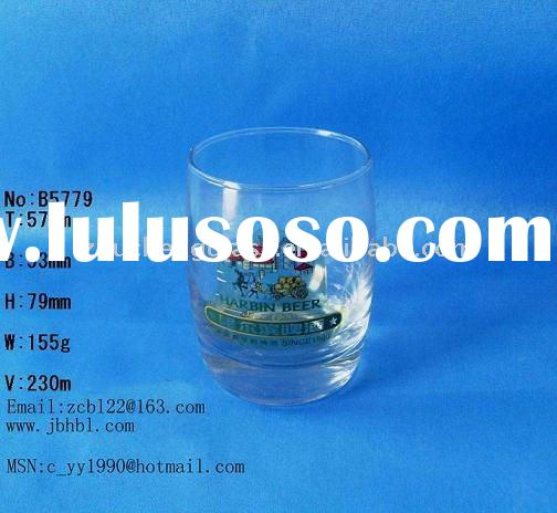 B5779 shot glass of cup for spirit,whisky /drinking glasses