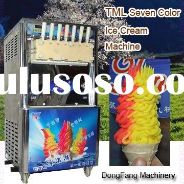 BQL780 soft serve ice cream machine,ice cream cone making machine