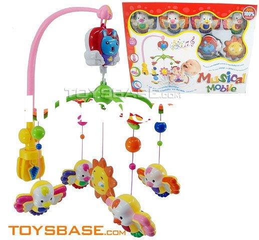 Baby Mobile Music Box Toy Wzc111020
