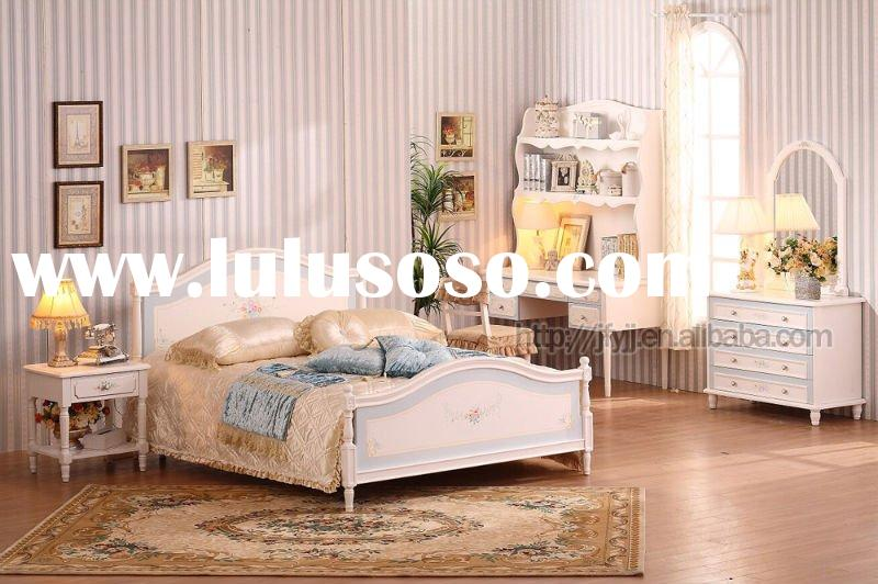 Bedroom furniture, modern bedroom set (HM902)