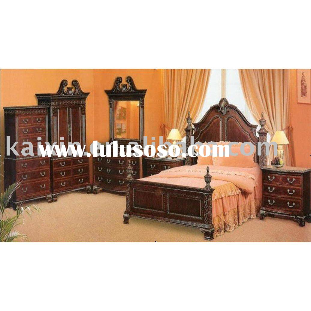 Bedroom sets(antique furniture)