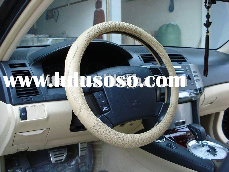 Beign decorative pattern auto car steering wheel covers cars accessories