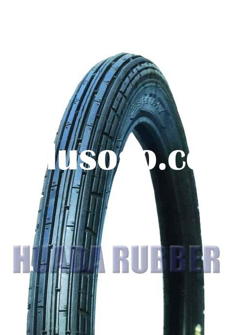 Bicycle tire and bicycle inner tubes