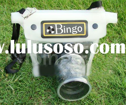 Bingo dry bag waterproof case for slr camera in swimming diving surfing