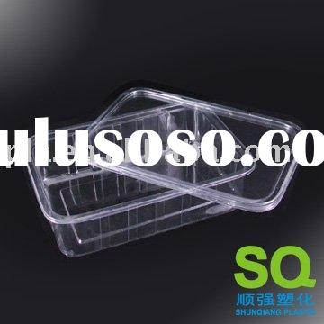 Biodegradable Plastic Food Packaging Container