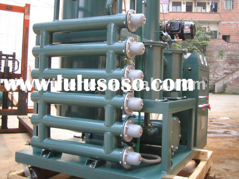 Biodiesel Pretreatment Equipment/Vegetable Oil Filtration Machine/ Cooking Oil Purifier