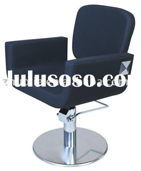 Black Styling Chair Salon Furniture