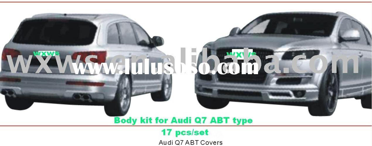 Body kits for car Audi Q7 ABT type