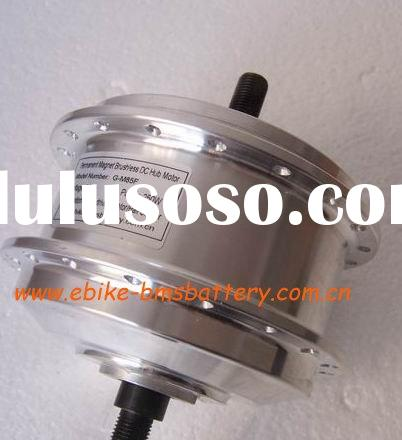 Brushless Double Geared High Speed DC Motor for E-bike