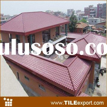 Building Material (Spanish S type clay roof tile)