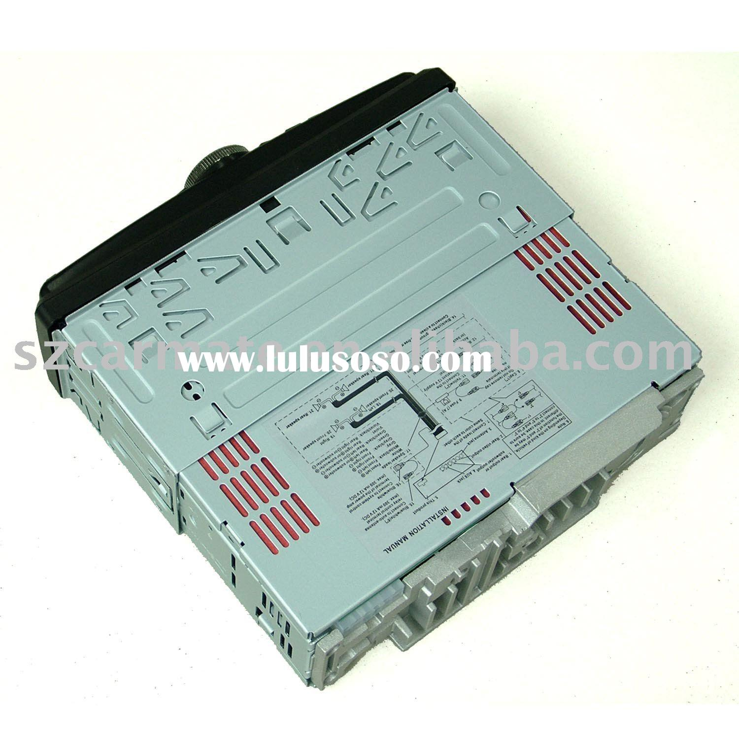 CA-7320 In Car DVD/ car DVD/ car video with RDS/MP3/Mp4/DivX/USB/SD Audio Car