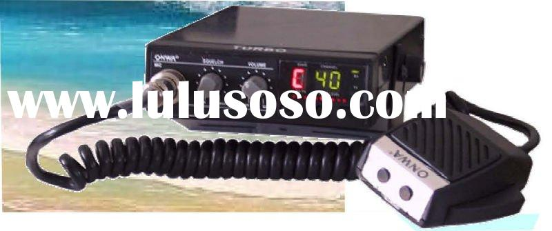CB transceiver, CB radio, Marine CB transceiver, Marine radio, 6 bands 240 channels, 4W of transmit